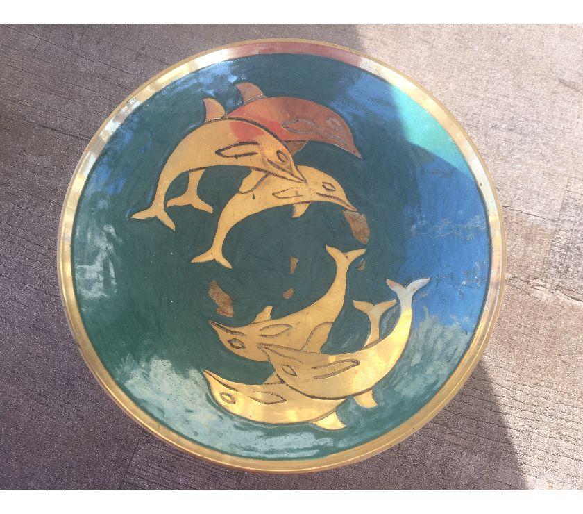 Décoration - art Gard Nimes - Photos Vivastreet Lot de deux coupelles cuivre