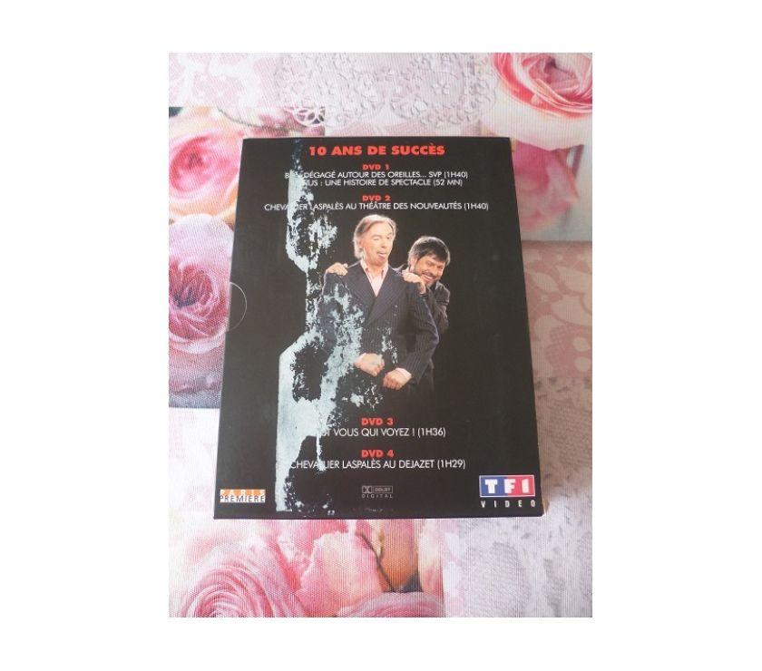 Photos Vivastreet DVDs Chevalier Lapales intégral comédie théatre TV ciné film