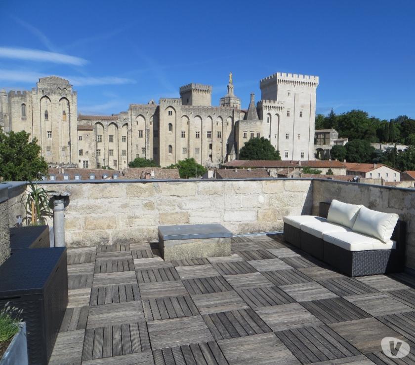 Photos Vivastreet Intra Muros Appart 50m2 avec Terrasse 30m2 Vue Magnifique
