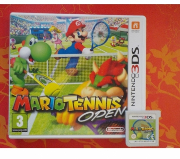 Photos Vivastreet JEU 3DS MARIO TENNIS OPEN