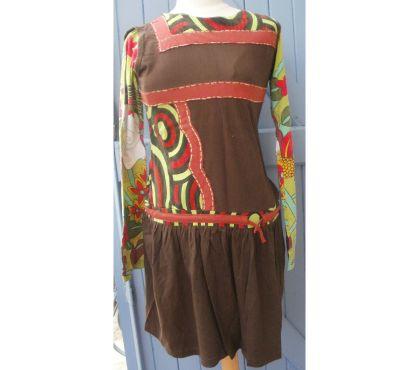 Photos Vivastreet Robe colorée taille 3638 en coton
