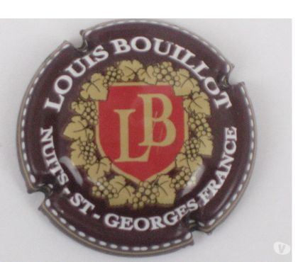 Photos Vivastreet Capsule LOUIS BOUILLOT - Crémant - Nuits St Georges