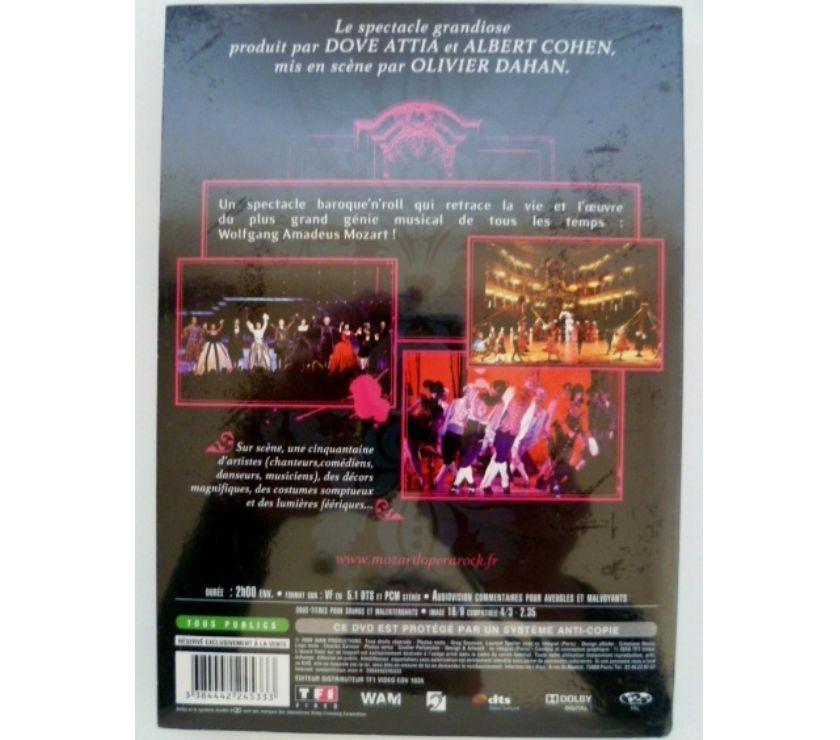 Photos Vivastreet DVD Mozart Opera Rock