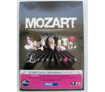 Photos Vivastreet DVD Mozart Opera Rock