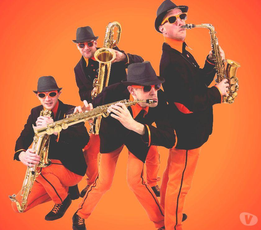Concerts - Théâtre - Spectacles Maine-et-Loire Angers - Photos Vivastreet Quartet SAX fanfare de saxo