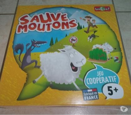 Photos Vivastreet Jeu Sauve Moutons de Bioviva (Neuf)