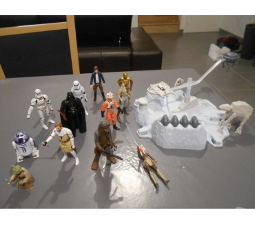 Photos Vivastreet Figurines star wars