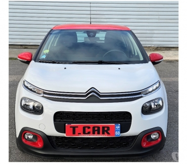 Photos Vivastreet CITROEN C 3 BLUEHDI 75 CH FEEL 1.6 BUSINESS 5 places