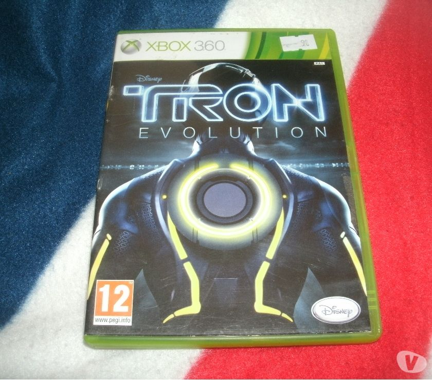 Photos Vivastreet xbox 360 disney tron évolution