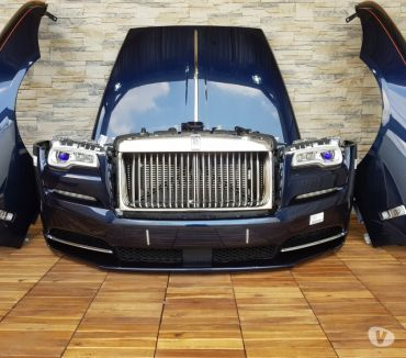 Photos Vivastreet Face avant complète Rolls Royce Dawn RR6 Coupe Cabrio