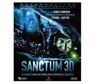 Photos Vivastreet FILMS {SANCTUM} DVD BLU RAY 3D EXCELLENT ETAT.