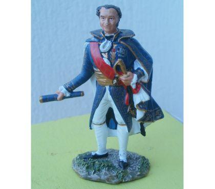 Photos Vivastreet Figurine en plomb HACHETTE Maréchal BRUNE 1763-1815