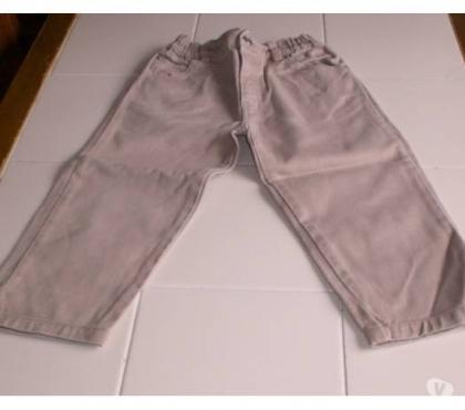 Photos Vivastreet Pantalon coton beige T 3 ans