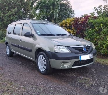 Photos Vivastreet DACIA LOGAN MCV 14 MPI 80 000 KM REVISE