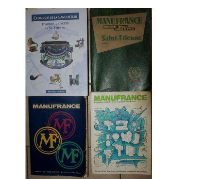 Photos Vivastreet catalogues MANUFRANCE