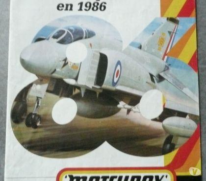 Photos Vivastreet Catalogue MATCHBOX 1986 (Maquettes)