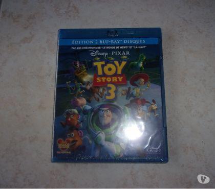 Photos Vivastreet Blu-ray Toy Story 3 - Edition 2 blu-ray (Neuf)