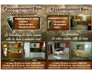 Photos Vivastreet Rénovation meubles cuisines buffets tables volets escaliers