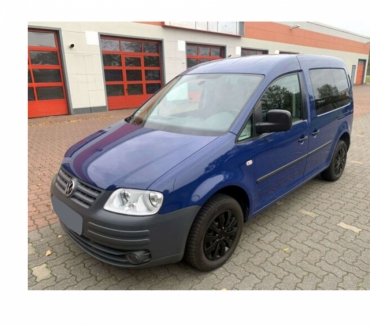 Photos Vivastreet Volkswagen Caddy 1.9 TDI 75CH LIFE 5 PLACES 5CV