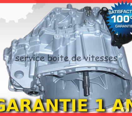 Photos Vivastreet Boite de vitesses Renault Megane III 1.9 DCI BV6