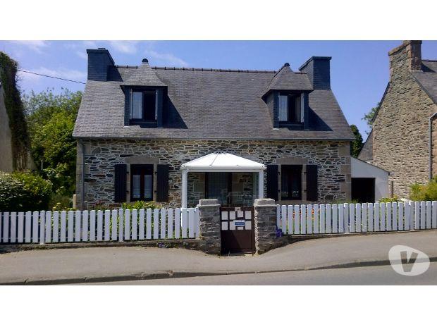 location saisonniere Côtes-d'Armor Plestin les Greves - 22310 - Photos Vivastreet GITE 3 étoiles 6p mer 2km internet