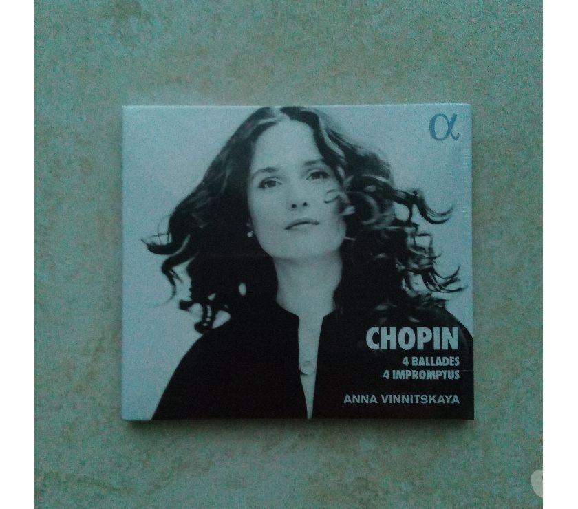 CDs Ardèche Ardoix - 07290 - Photos Vivastreet CD Chopin par Anna Vinnitskaya (Neuf)