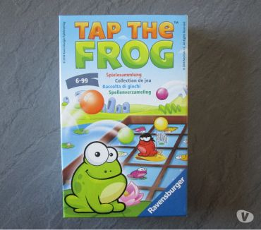 Photos Vivastreet Jeu Tap the frog de marque ravensburger.