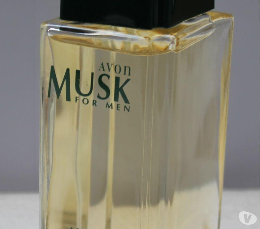 Photos Vivastreet Après-rasage Musk for Men 100 ml Oriental Neuf Avon