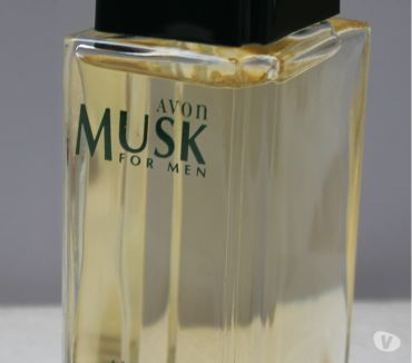 Photos Vivastreet Après-rasage Musk for Men 100 ml Oriental Neuf Avon