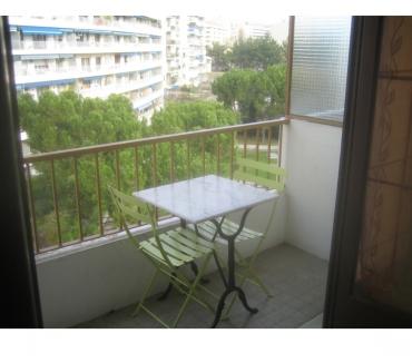 Photos Vivastreet studio meublé l' OBSERVATOIRE de 20 m2 avec balcon 2m2