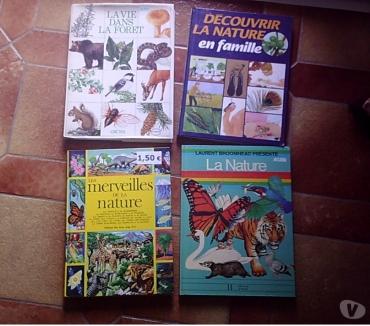 Photos Vivastreet Livres sur la Nature