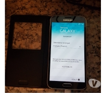 Photos Vivastreet Samsung galaxy S5 bleu électrique et accessoires