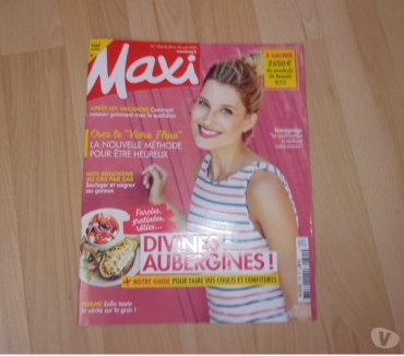 Photos Vivastreet Magazine Maxi Mag N° 1765 (Neuf)