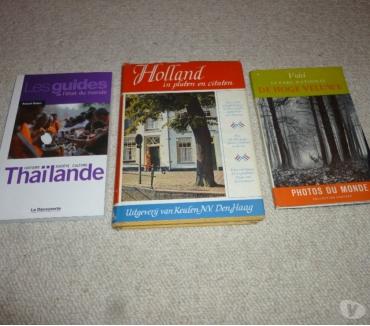 Photos Vivastreet 3 livres de découverte de pays ou de site