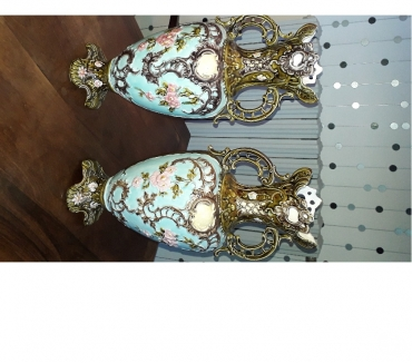 Photos Vivastreet paire de vases anciens