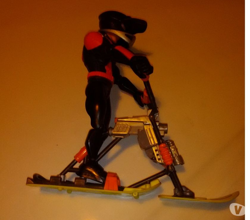 Jeux - Jouets Rhône Lyon - Photos Vivastreet Action man + accessoire ski
