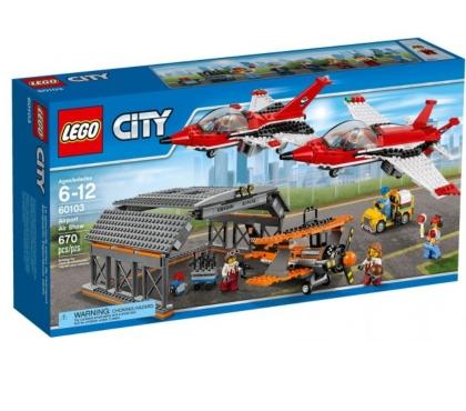 Photos Vivastreet LEGO Le spectacle aérien 60103