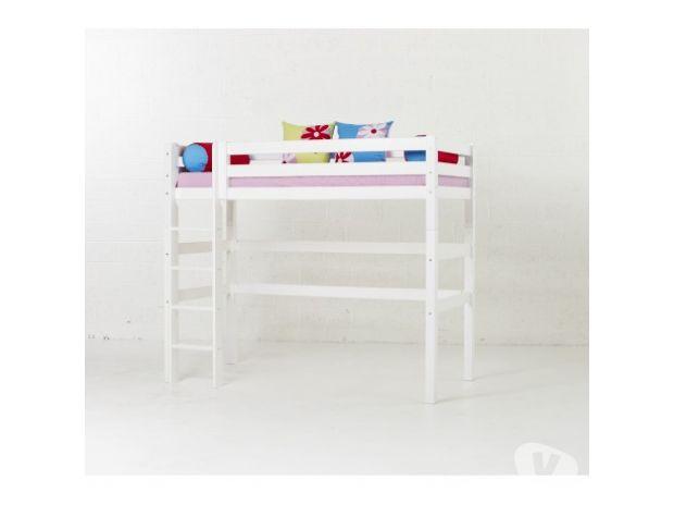 Ameublement & art de la table Nord Tourcoing - 59200 - Photos Vivastreet Lit mezzanine 90x200 Andrija échelle droite