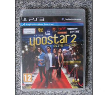Photos Vivastreet Yoostar 2 In the movies ps3