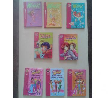 Photos Vivastreet Bibliotheque Rose : Winx Club .....