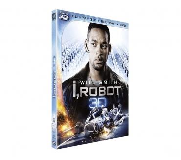 Photos Vivastreet FILMS {I ROBOT} DVD BLU RAY 3D EXCELLENT ETAT.