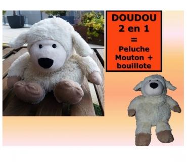 Photos Vivastreet Peluche (mouton) BOUILLOTE neuve