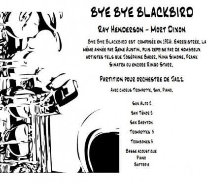 Photos Vivastreet BYE BYE BLACKBIRD