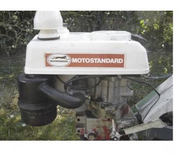 Photos Vivastreet moteur motostandard gudbrod révisé tb état de marche