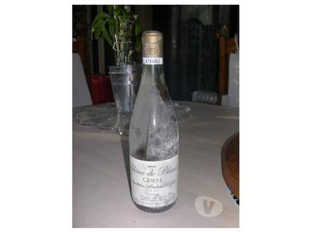Vins - Gastronomie Bouches-du-Rhône Marseille - Photos Vivastreet Bouteilles de vin blanc des années 70
