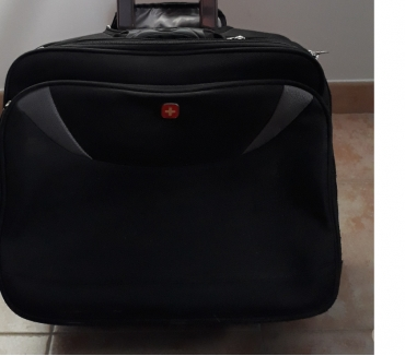 Photos Vivastreet trolley WENGER valise VRP a roulettes
