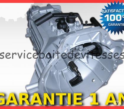 Photos Vivastreet Boite de vitesses Renault Mascott 2.8 DCI BV6