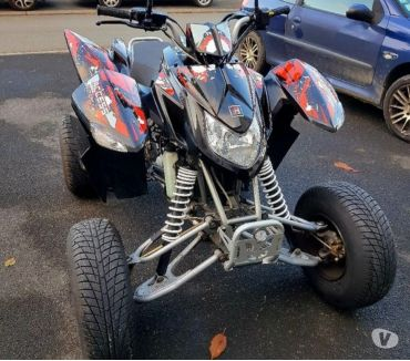 Photos Vivastreet Quad ACCESS MOTOR ENDURO 50