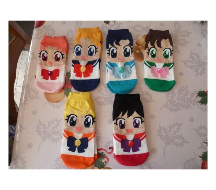 Vêtements occasion Moselle Hauconcourt - 57280 - Photos Vivastreet Chaussette Sailor Moon manga japon anime TV cosplay mode