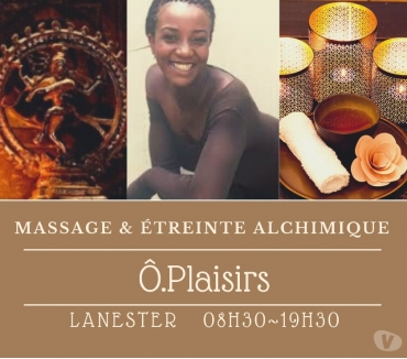 Photos Vivastreet Ô.Plaisirs:Massage & Étreinte Alchimique.